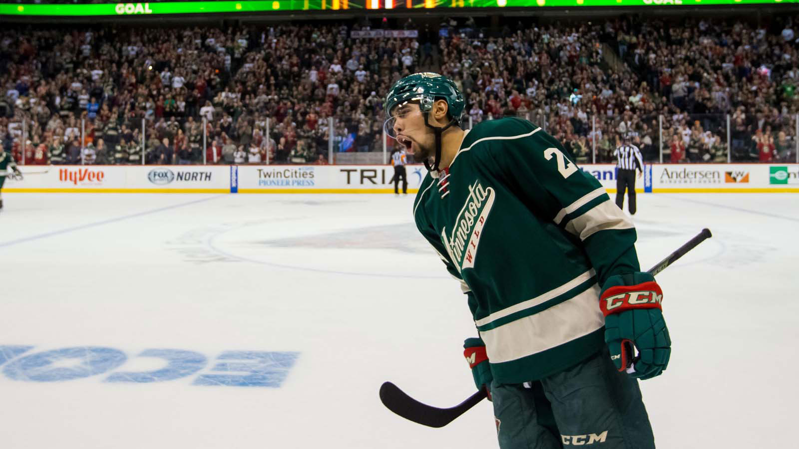 Wild sign Dumba to 2-year contract