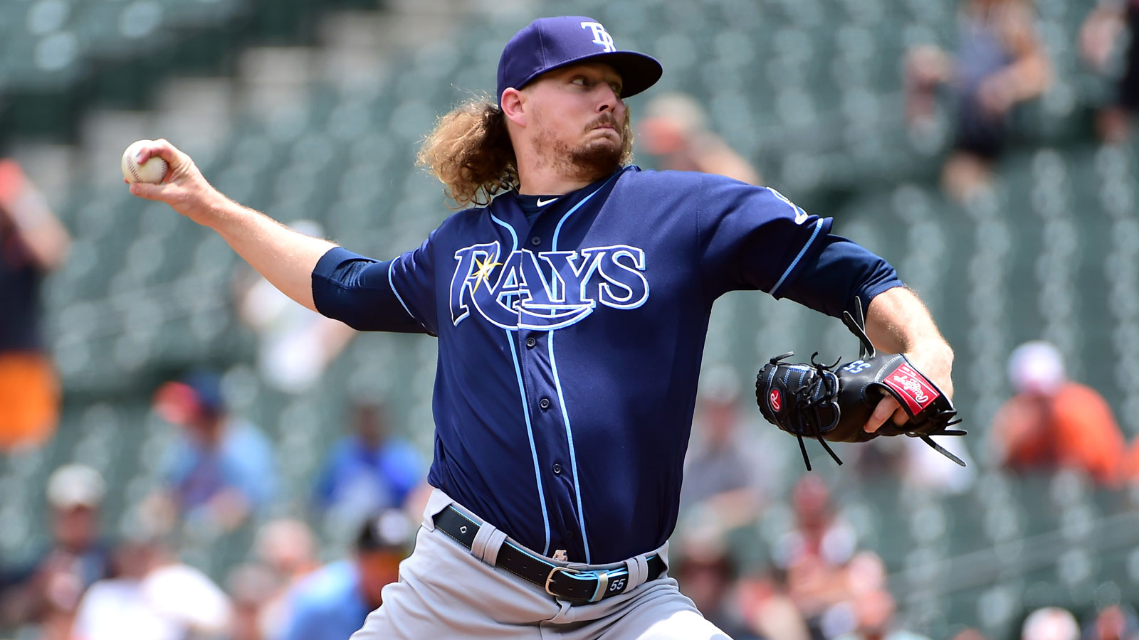 MLB Trade Deadline: Rays add pitching depth, complete 4-player trade with Marlins