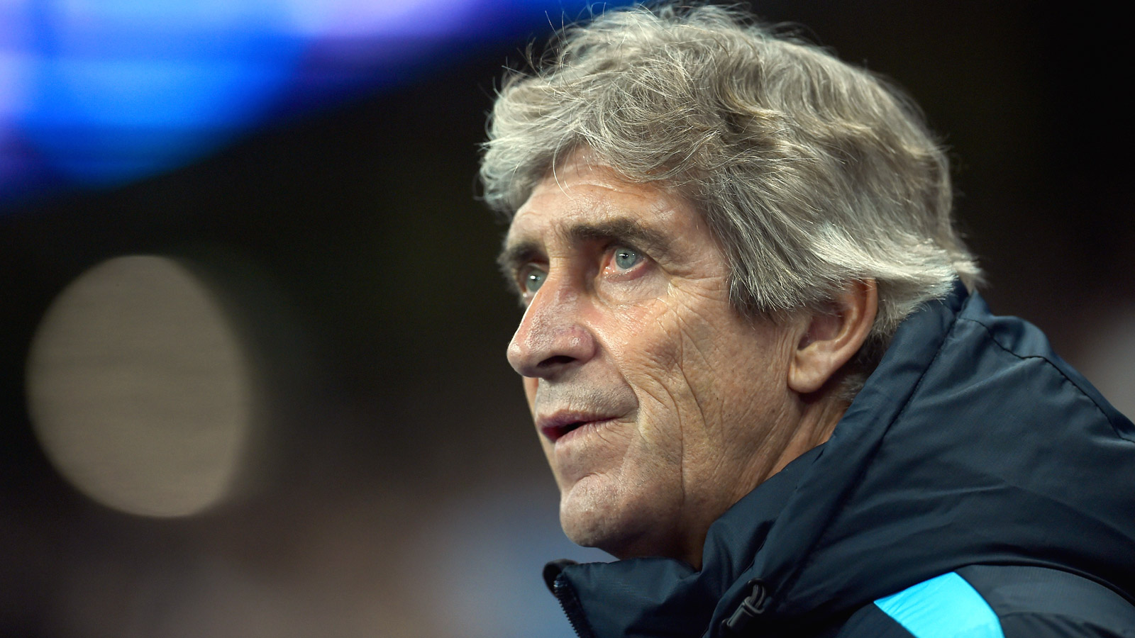 Manuel Pellegrini believes Manchester City are well placed