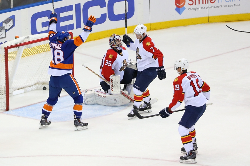 New York Islanders Ryan Strome Contract Game Proves Unfruitful