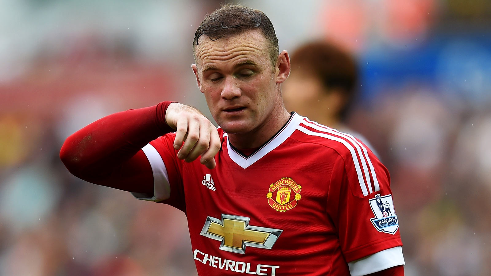Man United skipper Rooney ruled out of UCL match against PSV