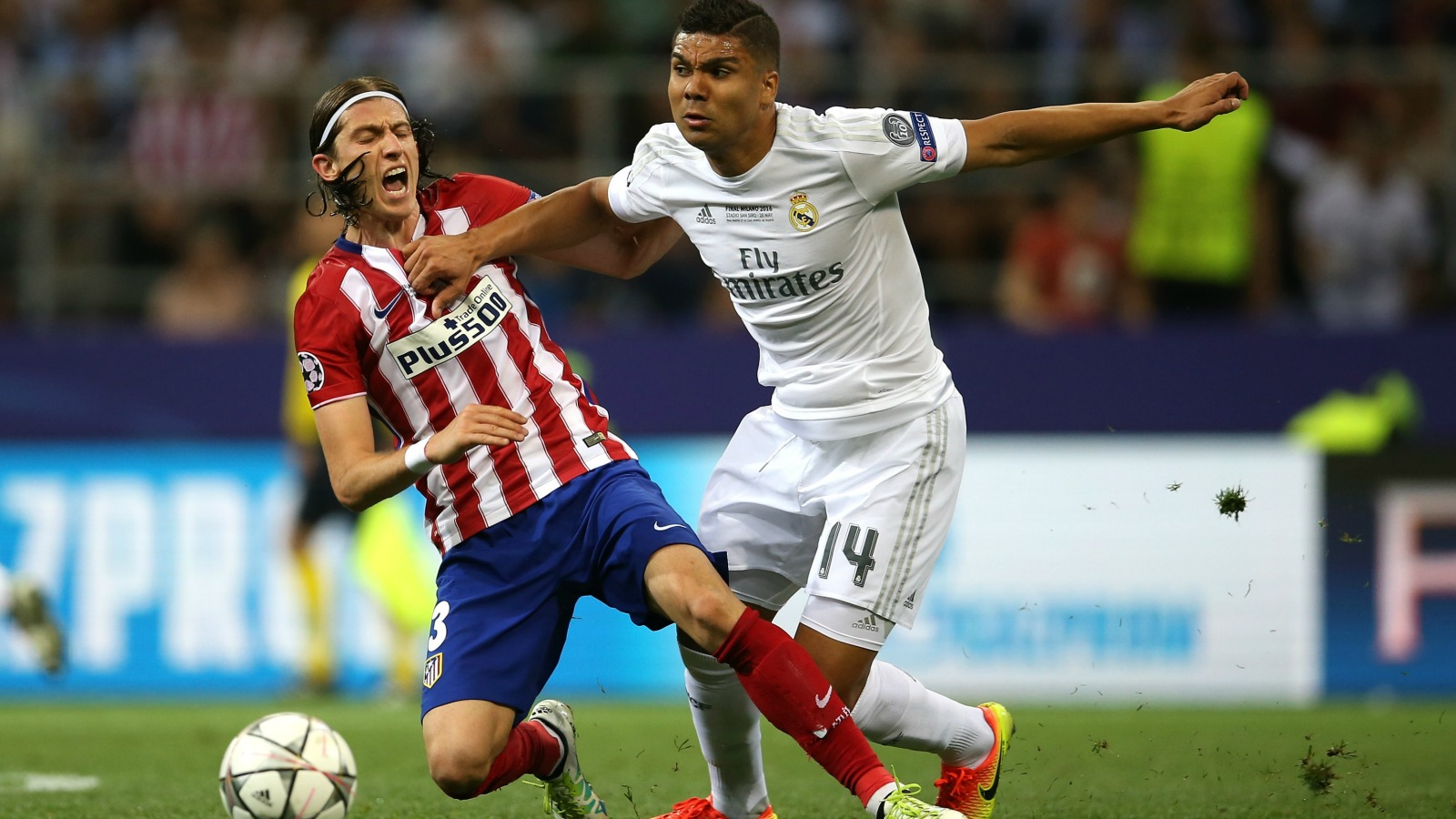 Casemiro put on a show for Real Madrid in the Champions League final