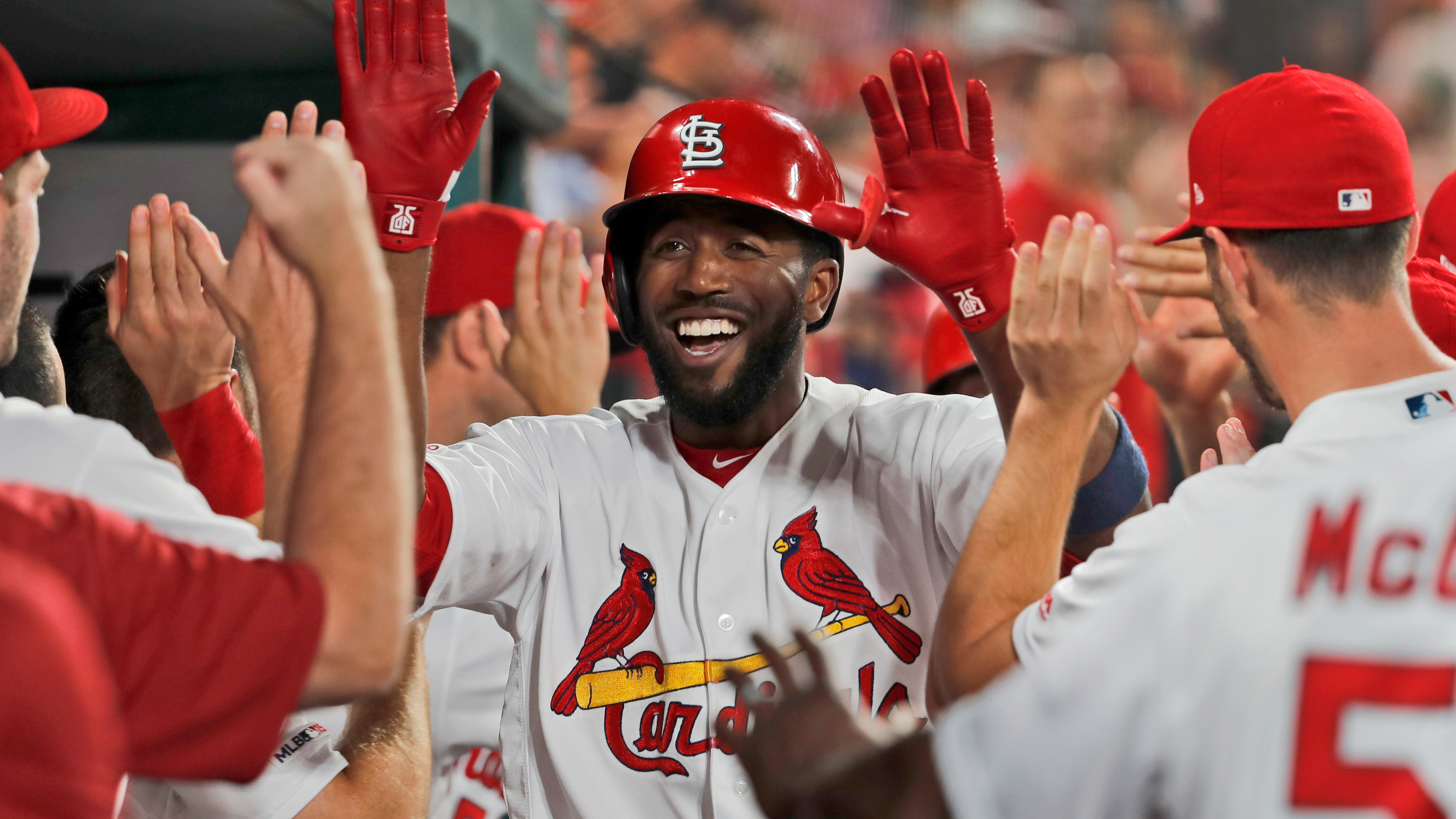 Fowler hits go-ahead homer late in Cardinals' 6-5 win over Rockies