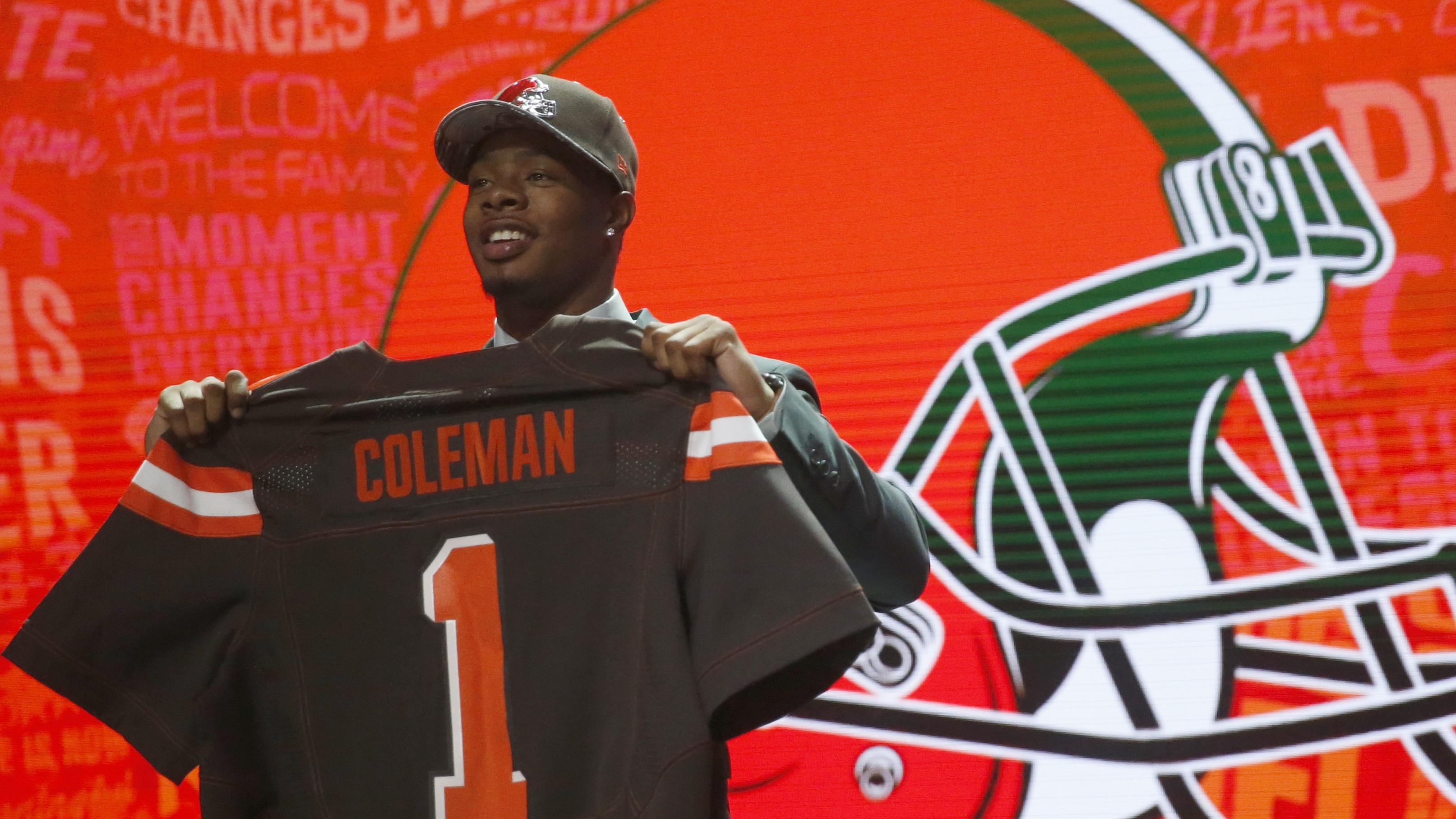 corey coleman jersey