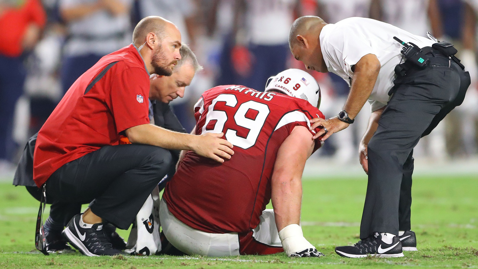 Cardinals guard Mathis to miss rest of season