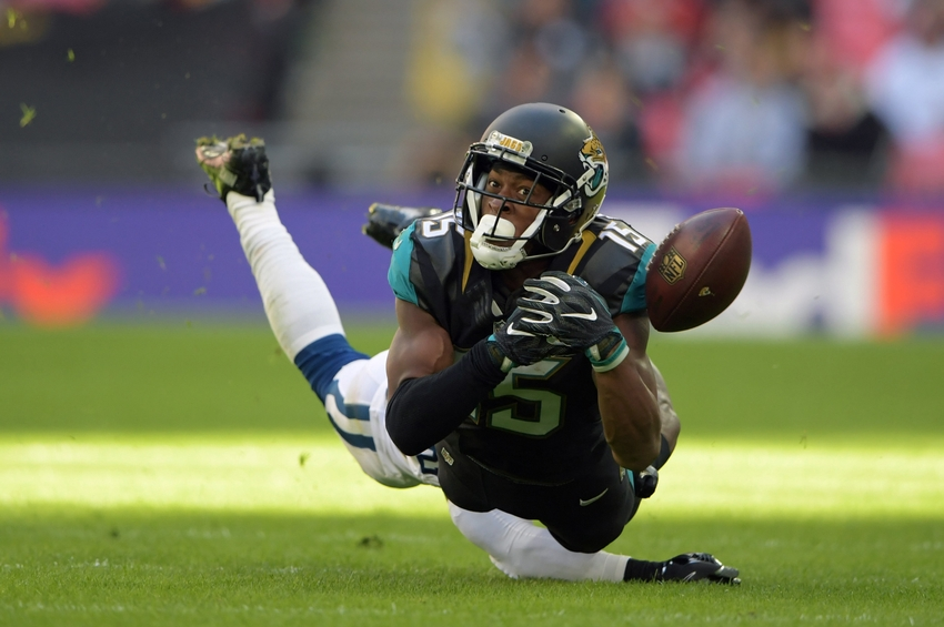 Allen Robinson's struggles are on him, not just Blake Bortles