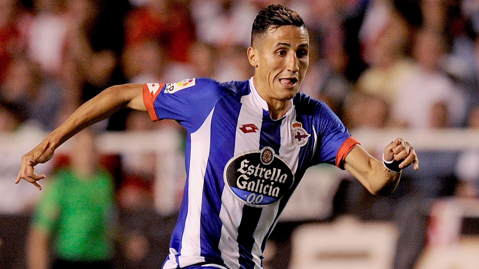 Fajr leads Deportivo to second road win in La Liga
