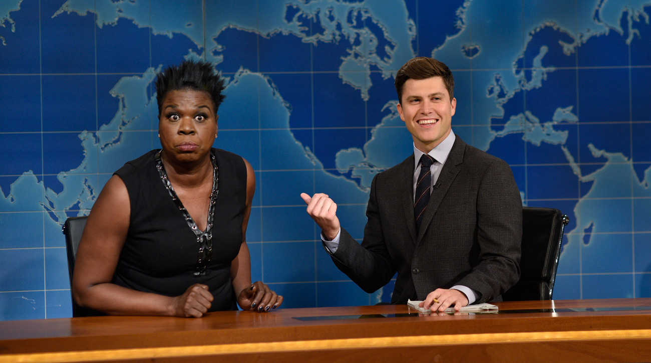 Leslie Jones is all in on soccer, the MLS playoffs and Tim Howard