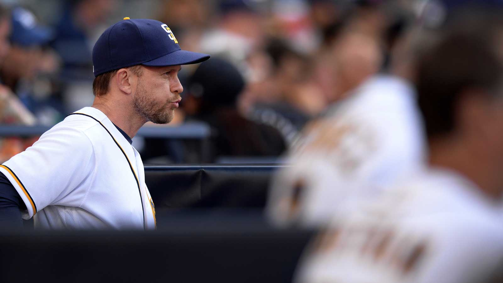 Padres dominated by Kershaw, Dodgers in 15-0 loss