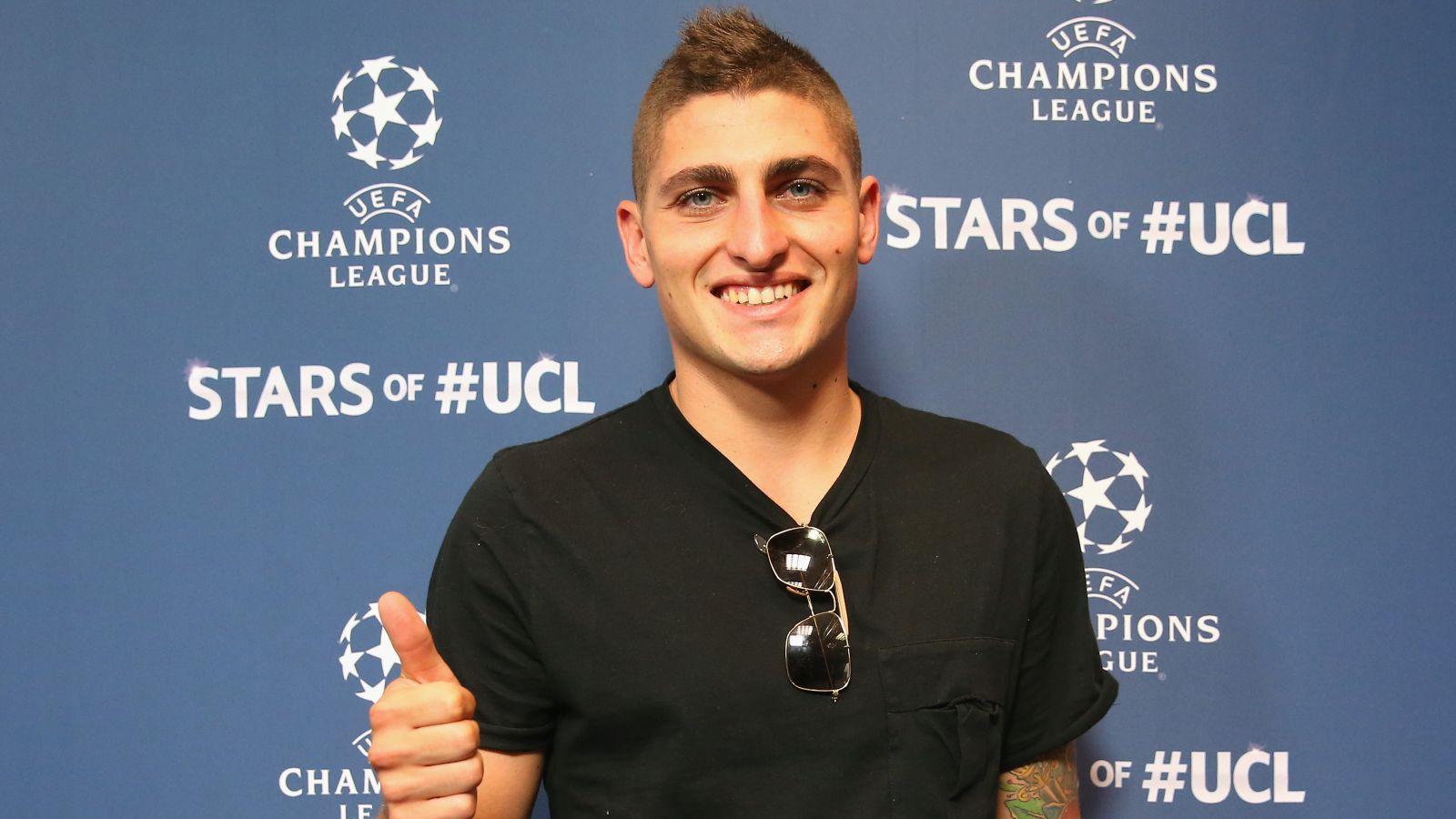 Man United set to make offer for PSG midfielder Verratti