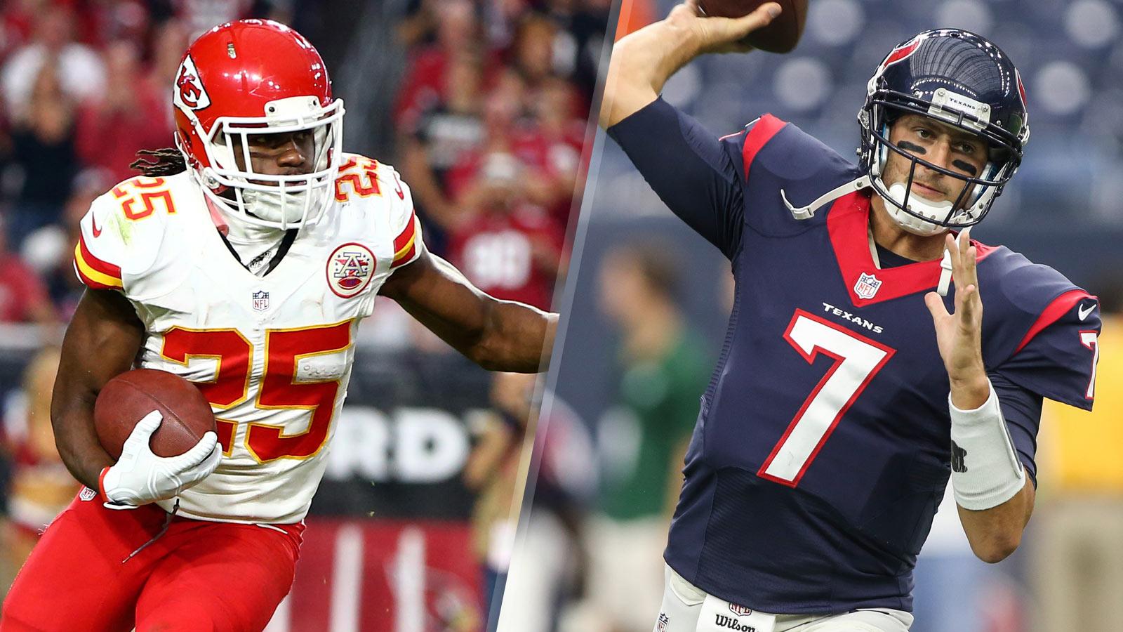 Six Points: Chiefs vs. Texans
