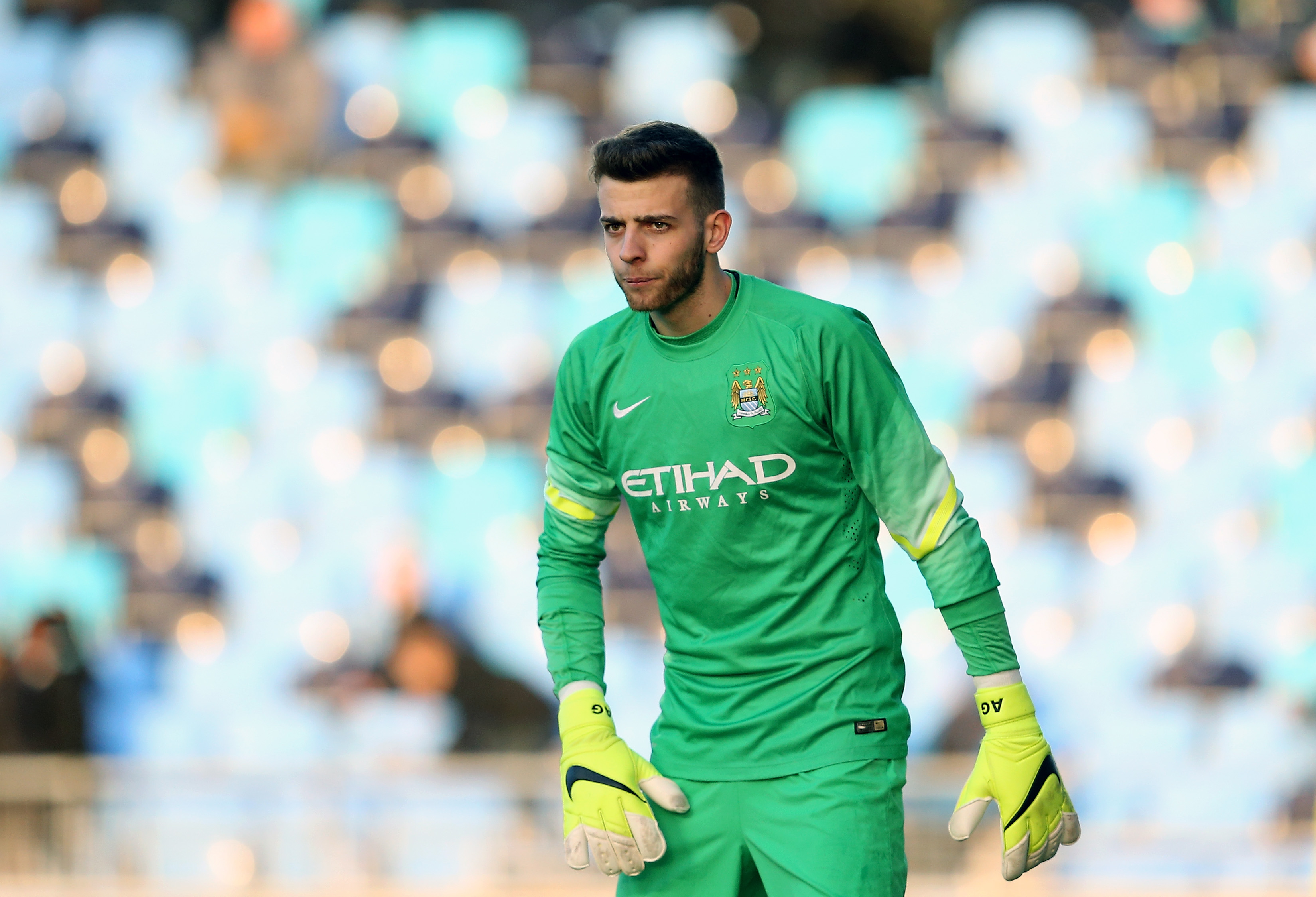 Hart's exit caused by rise of young Manchester City keeper