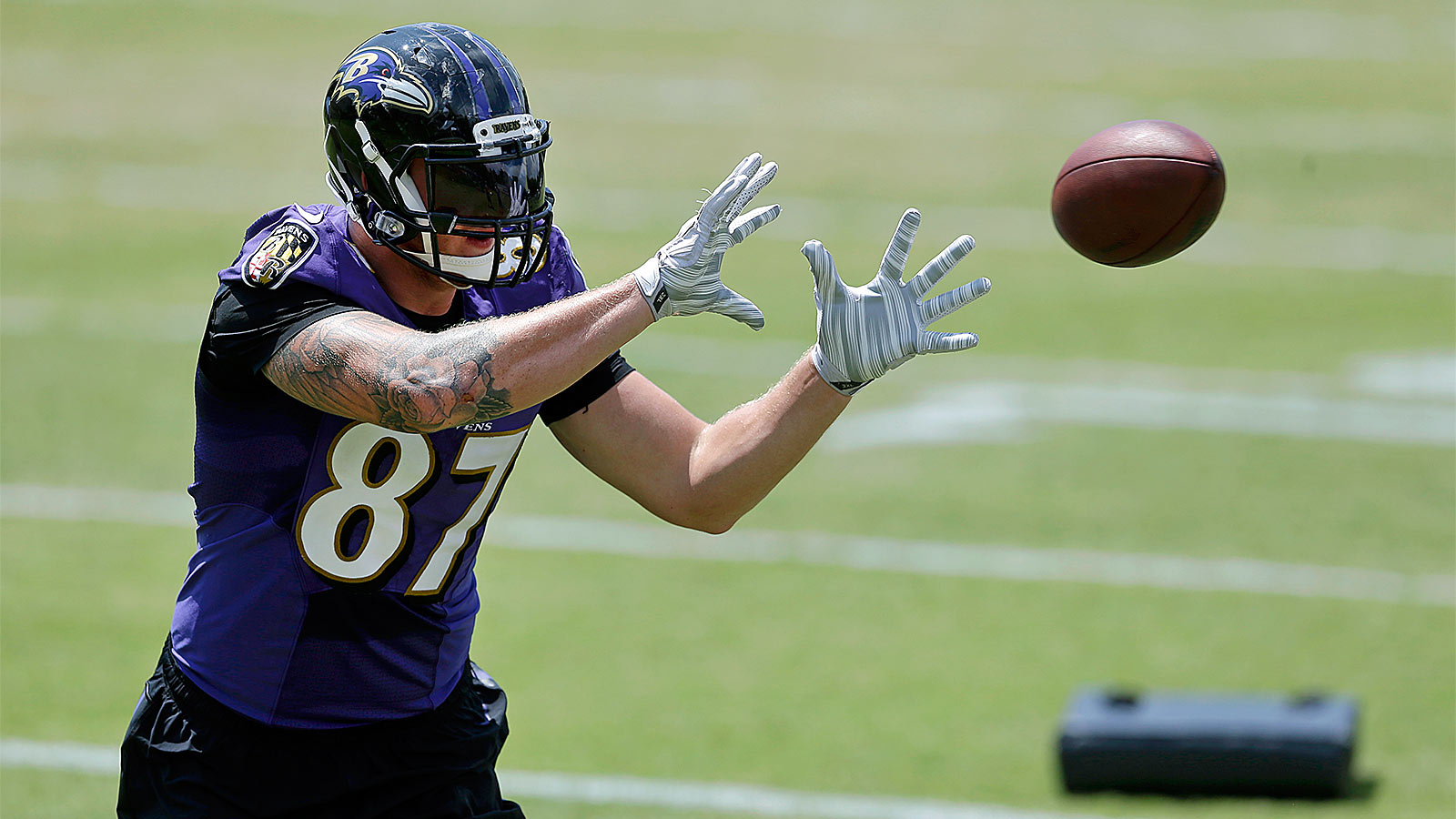 Five Ravens to watch in Thursday's preseason opener