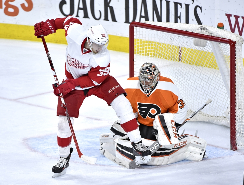 Detroit Red Wings Rookie Anthony Mantha Making Strong Case for Roster Spot
