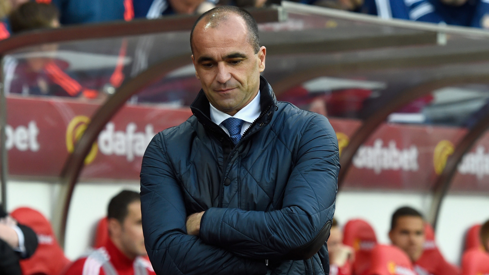 Everton players backed Roberto Martinez, says Tim Howard