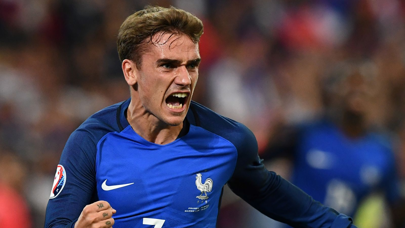 Deschamps hails impact of France subs Pogba, Griezmann