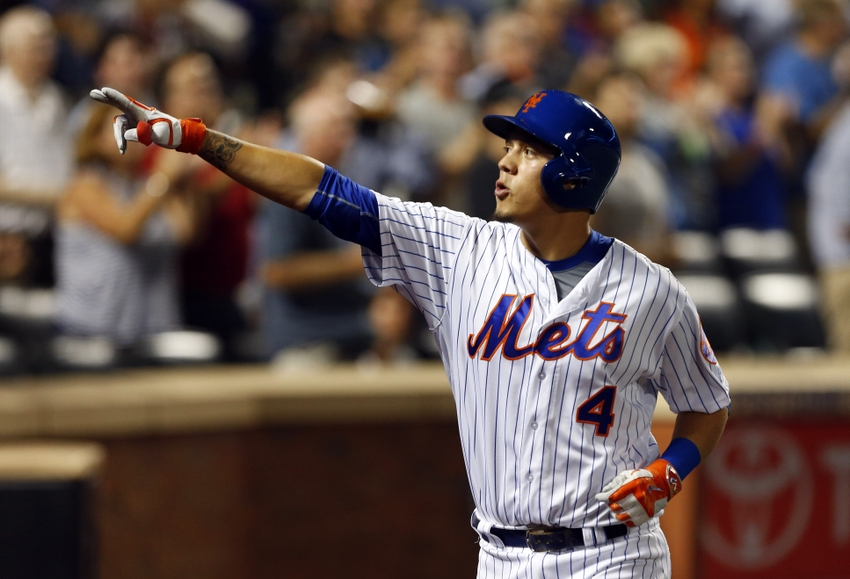 Mets: Wilmer Flores' new walk-up song is the 'Friends' theme