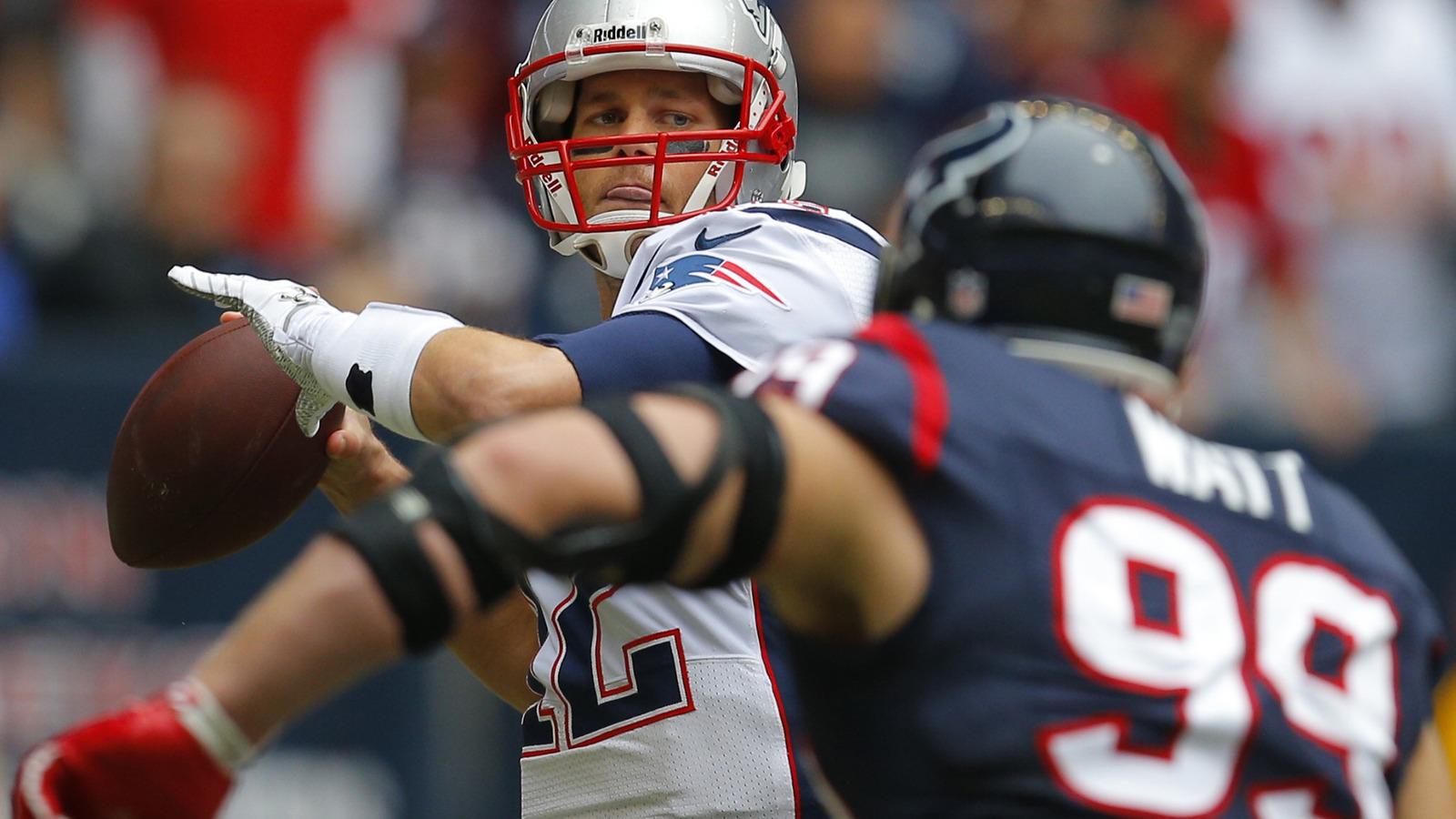 Top 10 matchups for Week 14: JJ Watt chasing Tom Brady? Count us in