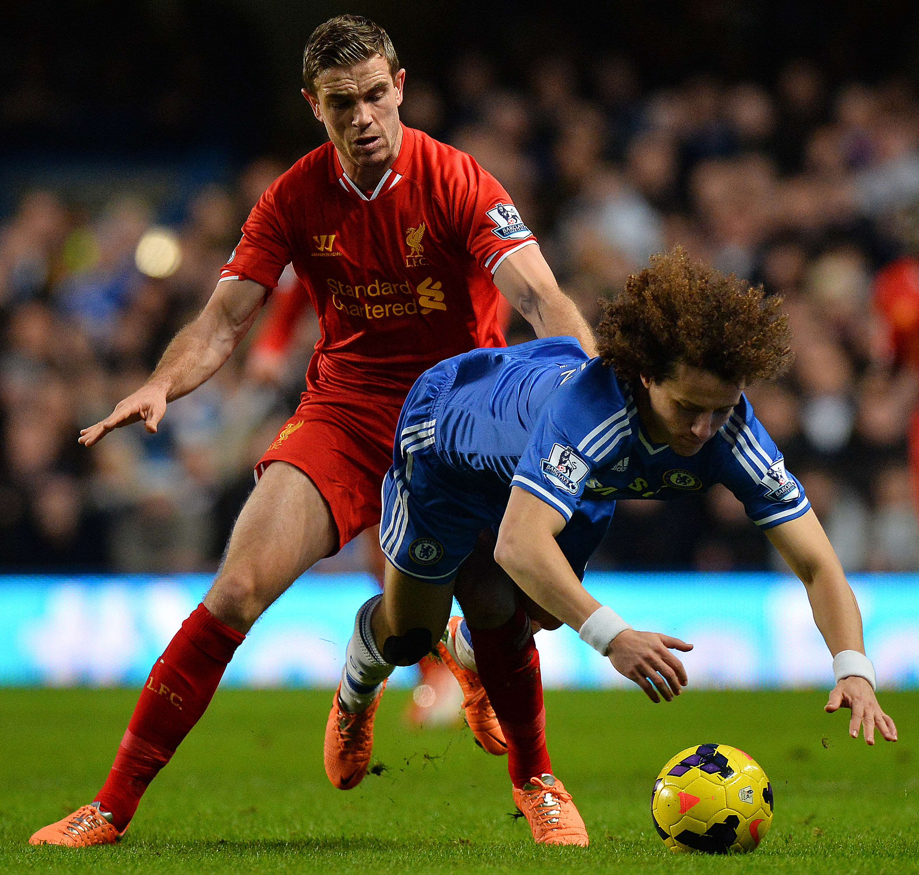 Conte confirms if David Luiz will play against Liverpool