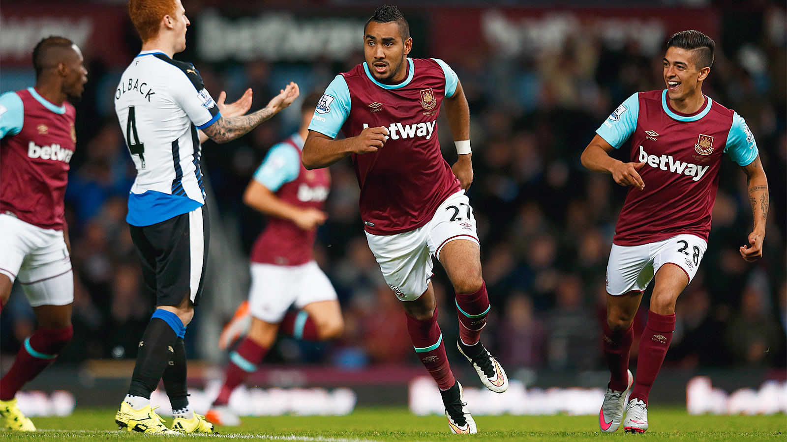 West Ham continue ascent with comfy win over Newcastle