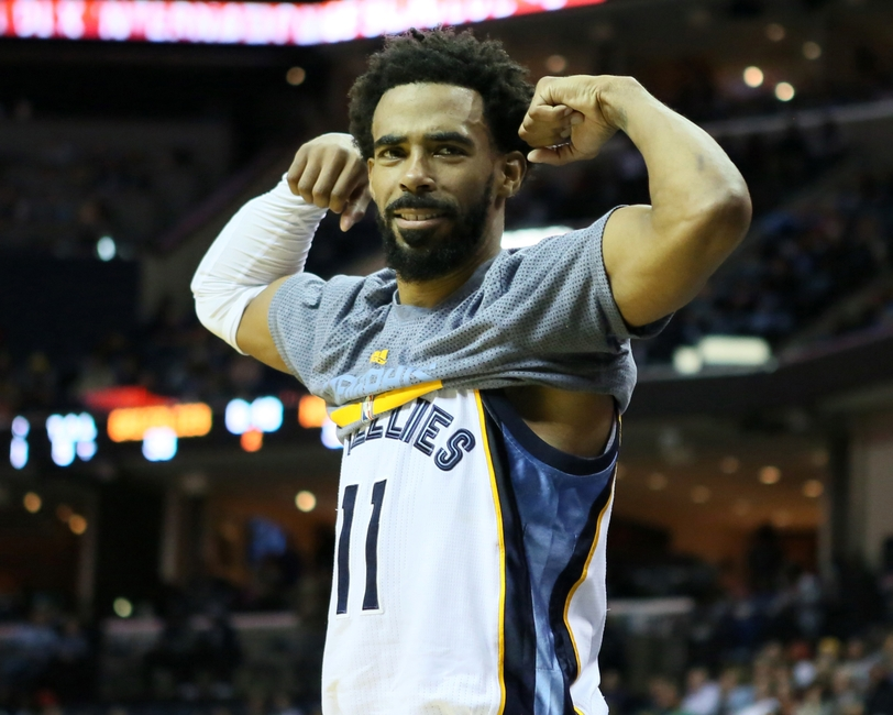 Mike Conley out with vertebrae injury: Twitter reactions and other thoughts