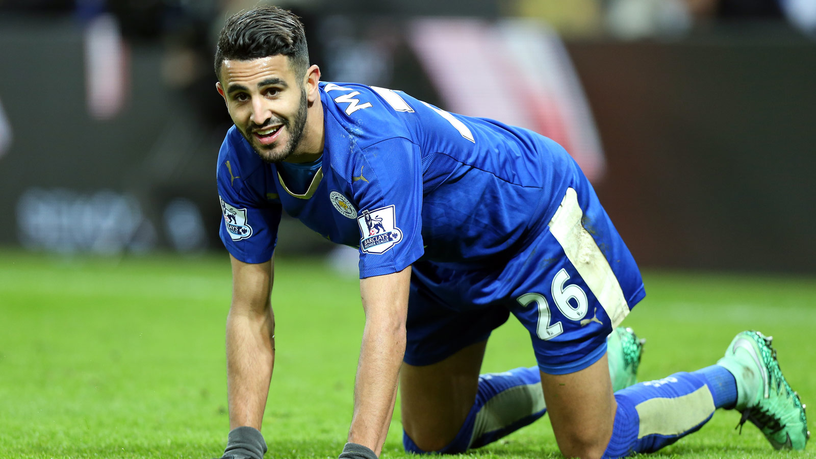 Mahrez insists there is no pressure on EPL leaders Leicester