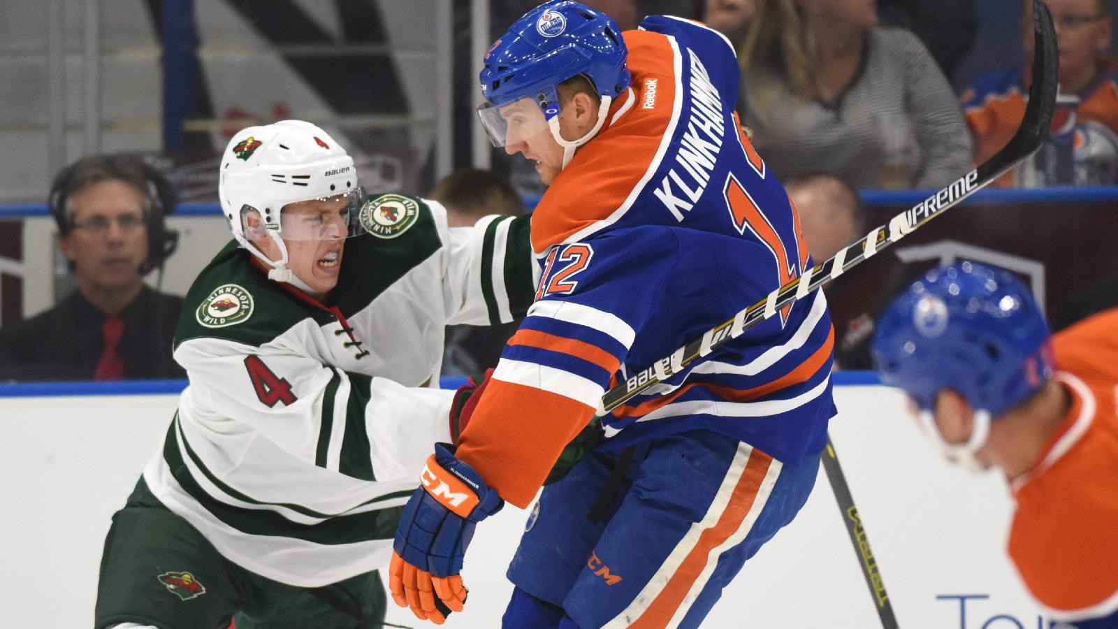 Preview: Wild vs. Oilers