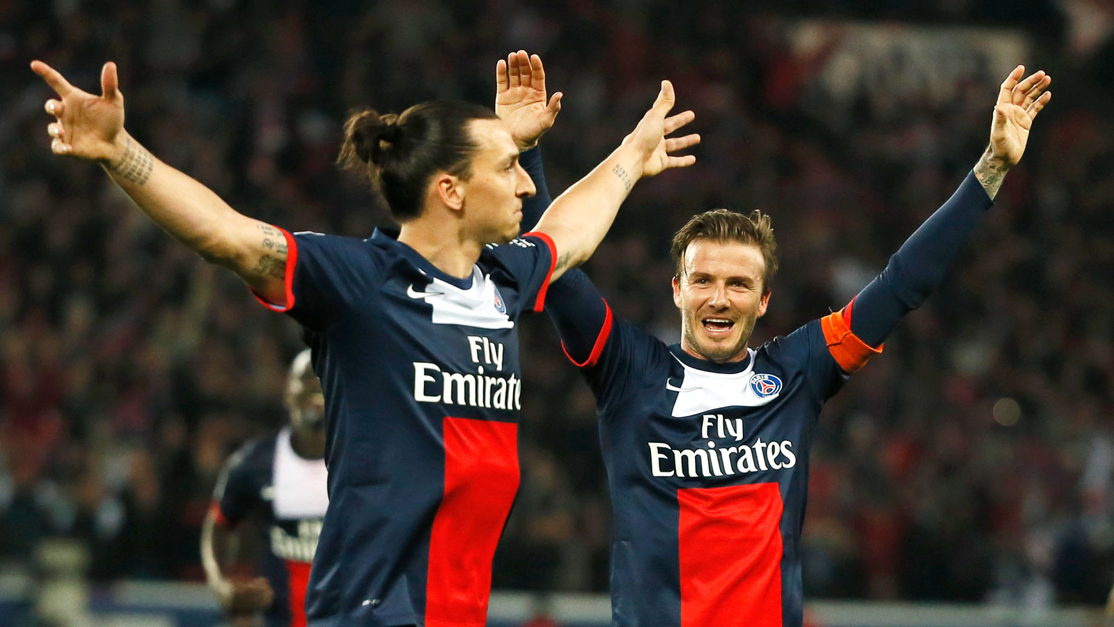 Ibrahimovic could join Beckham's new Miami-based franchise