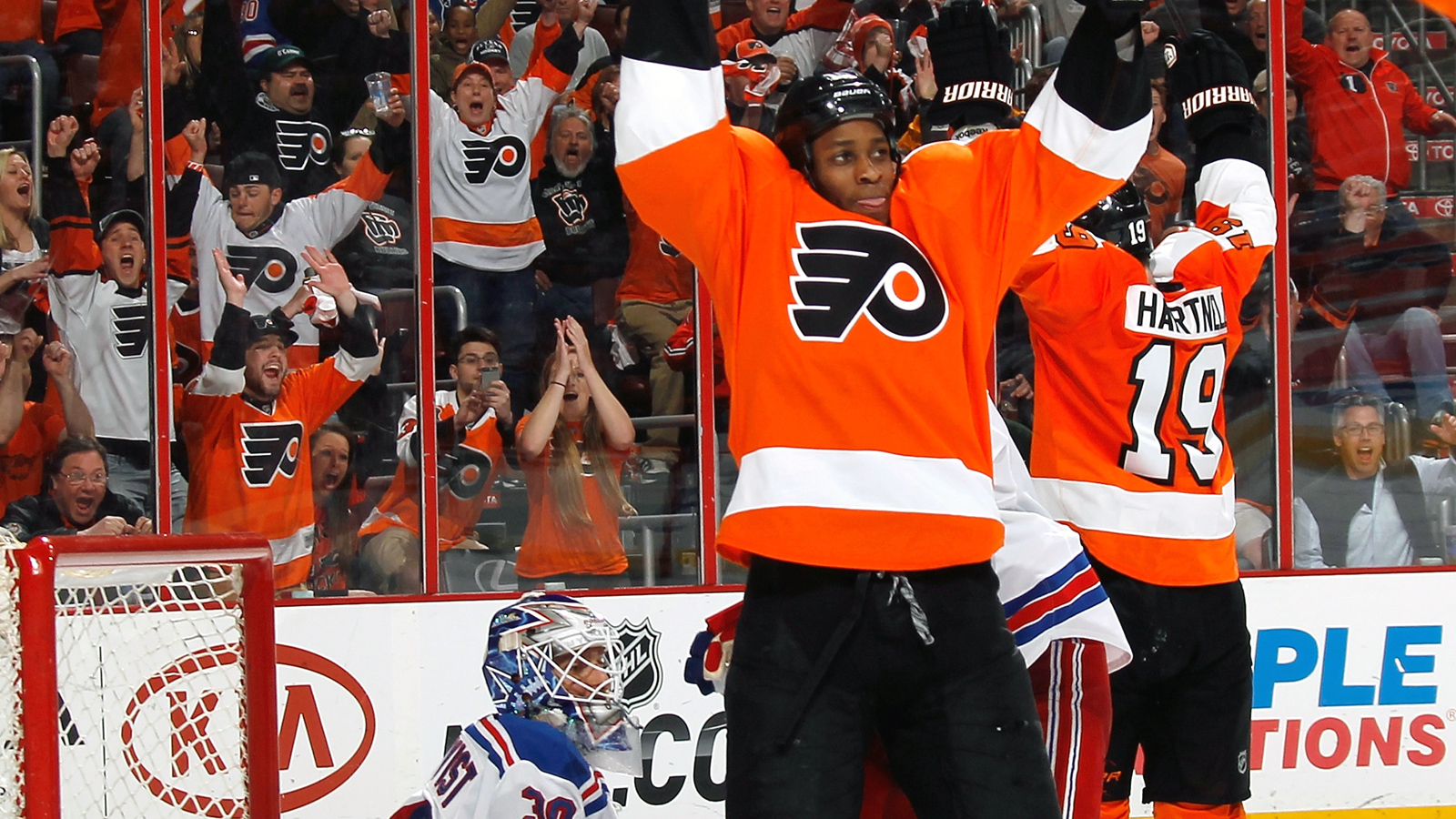 Flyers' Simmonds nixes notion of team rebuilding