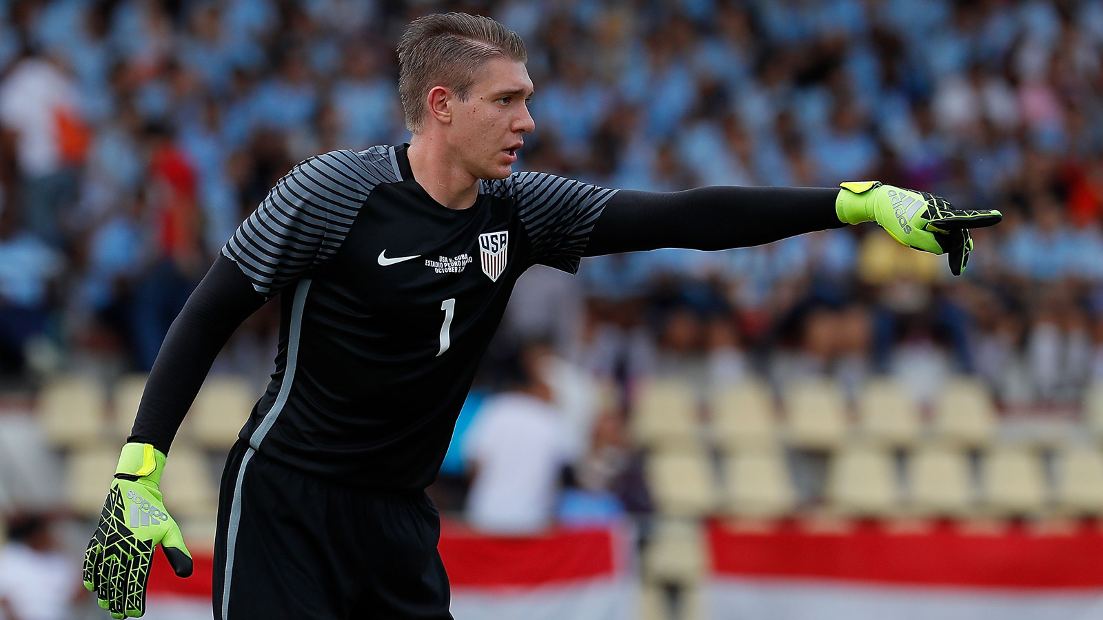 Ethan Horvath shows he can fight for a spot in the USMNT goalkeeper ranks
