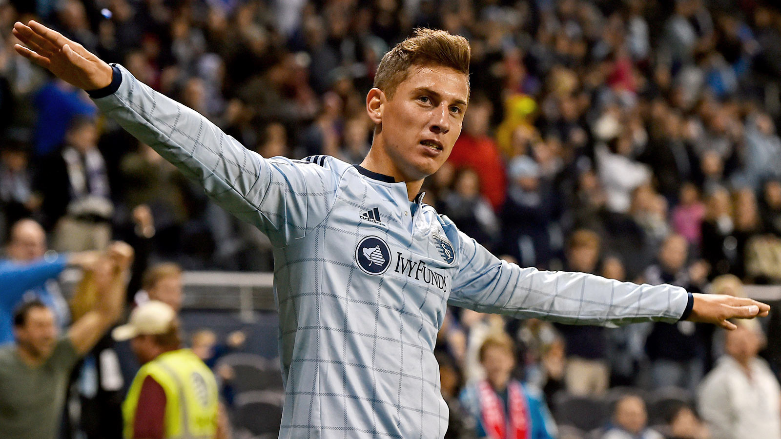 Krisztian Nemeth is probably going to score a lot of goals in Qatar