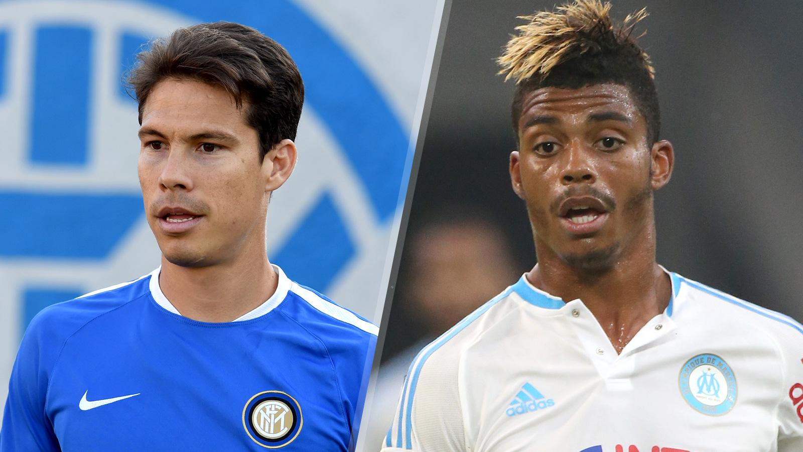 Juventus finalize deals with midfielders Hernanes and Lemina