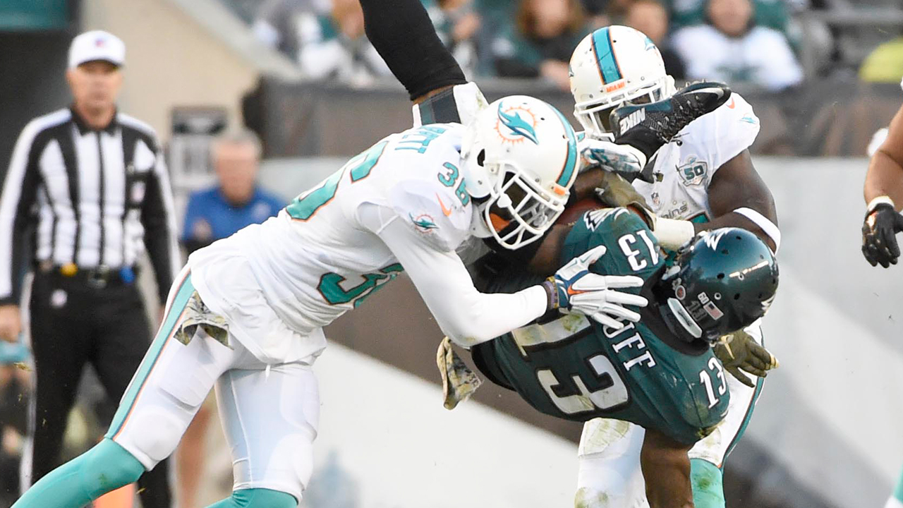 Dolphins players fighting for jobs in final weeks of season