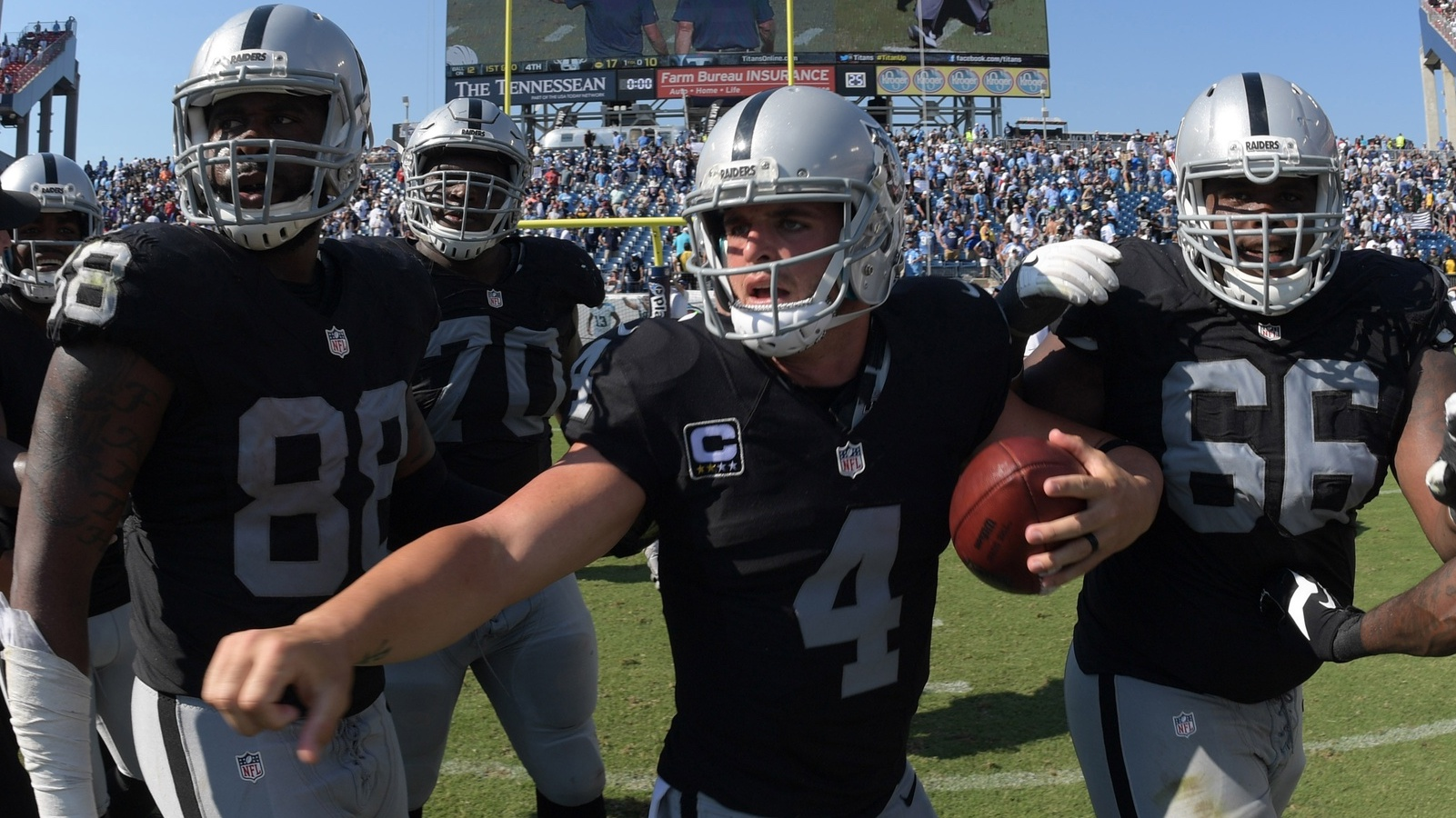 Why it's way too soon to call the Raiders serious Super Bowl contenders