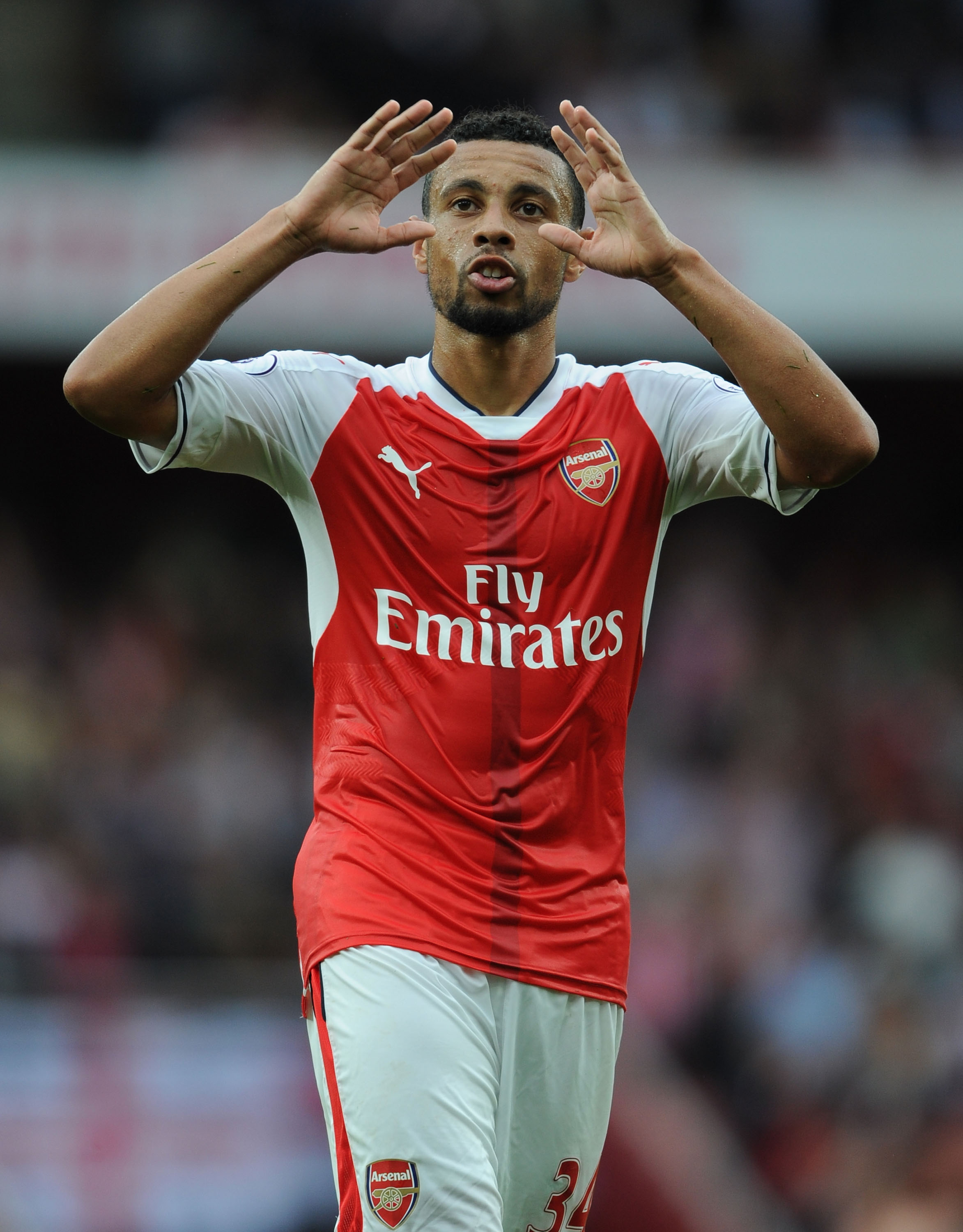 Arsenal: Francis Coquelin Showing Desperately Needed Signs