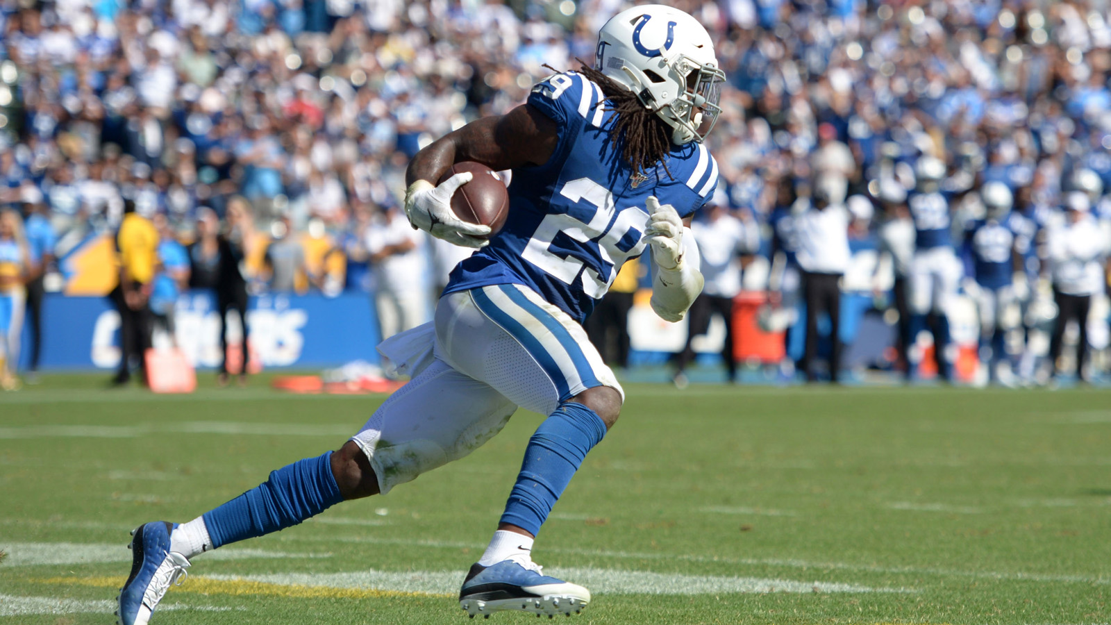 Colts' Hooker to miss four to six weeks with torn meniscus