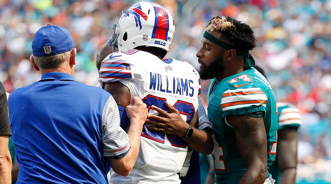 Blanket Coverage: The Jarvis Landry hit was another gigantic whiff for the NFL