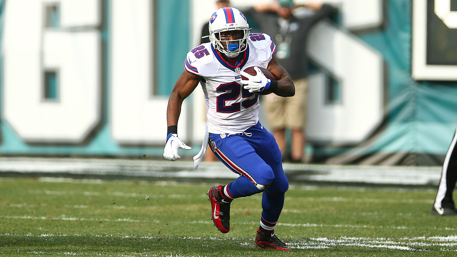 LeSean McCoy expected to miss Bills finale against Jets