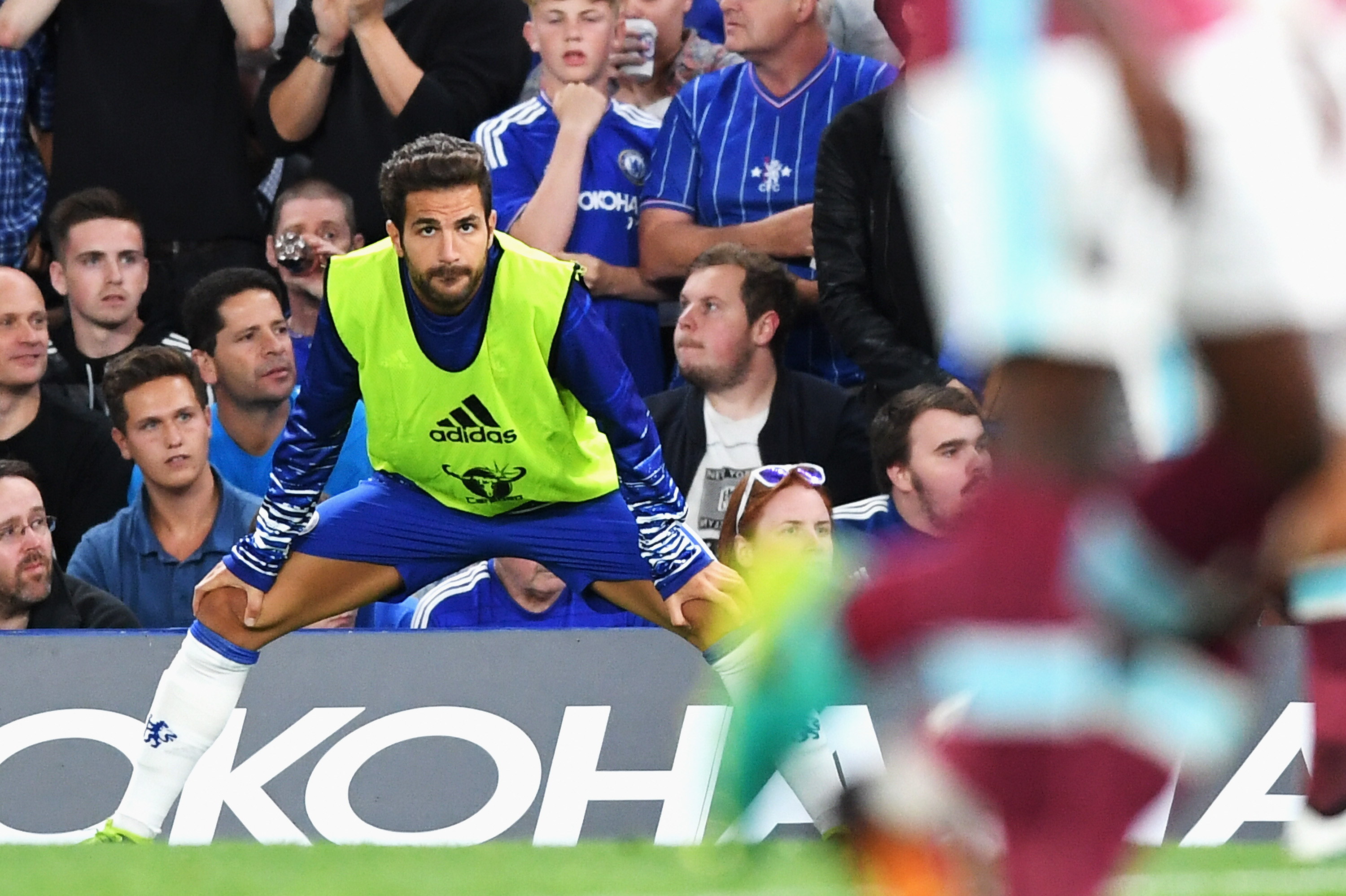 Chelsea: Loaning Cesc Fabregas to AC Milan would be inexplicable