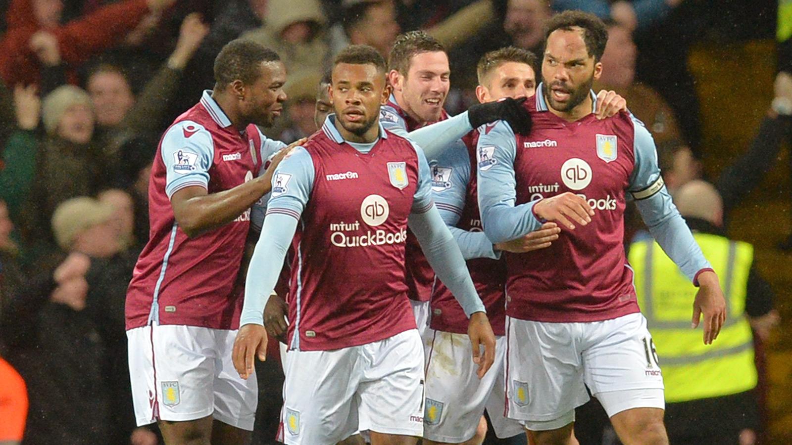 Premier League: Villa edge Palace; West Ham roll Bournemouth