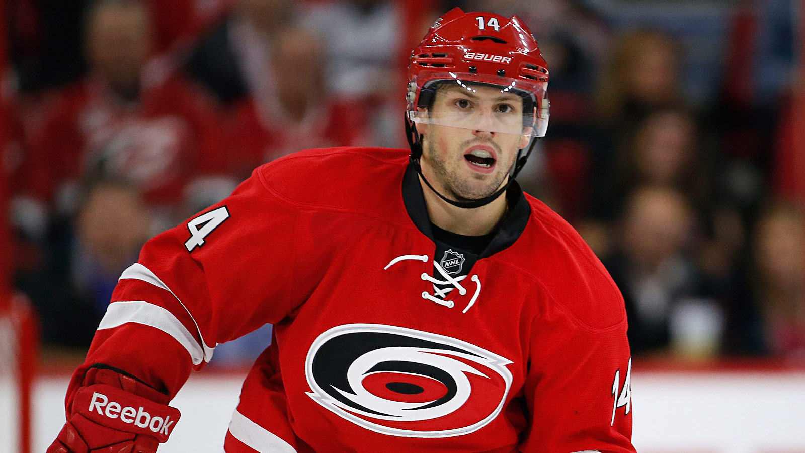 Hurricanes' Gerbe out 4 to 6 weeks with lower-body injury