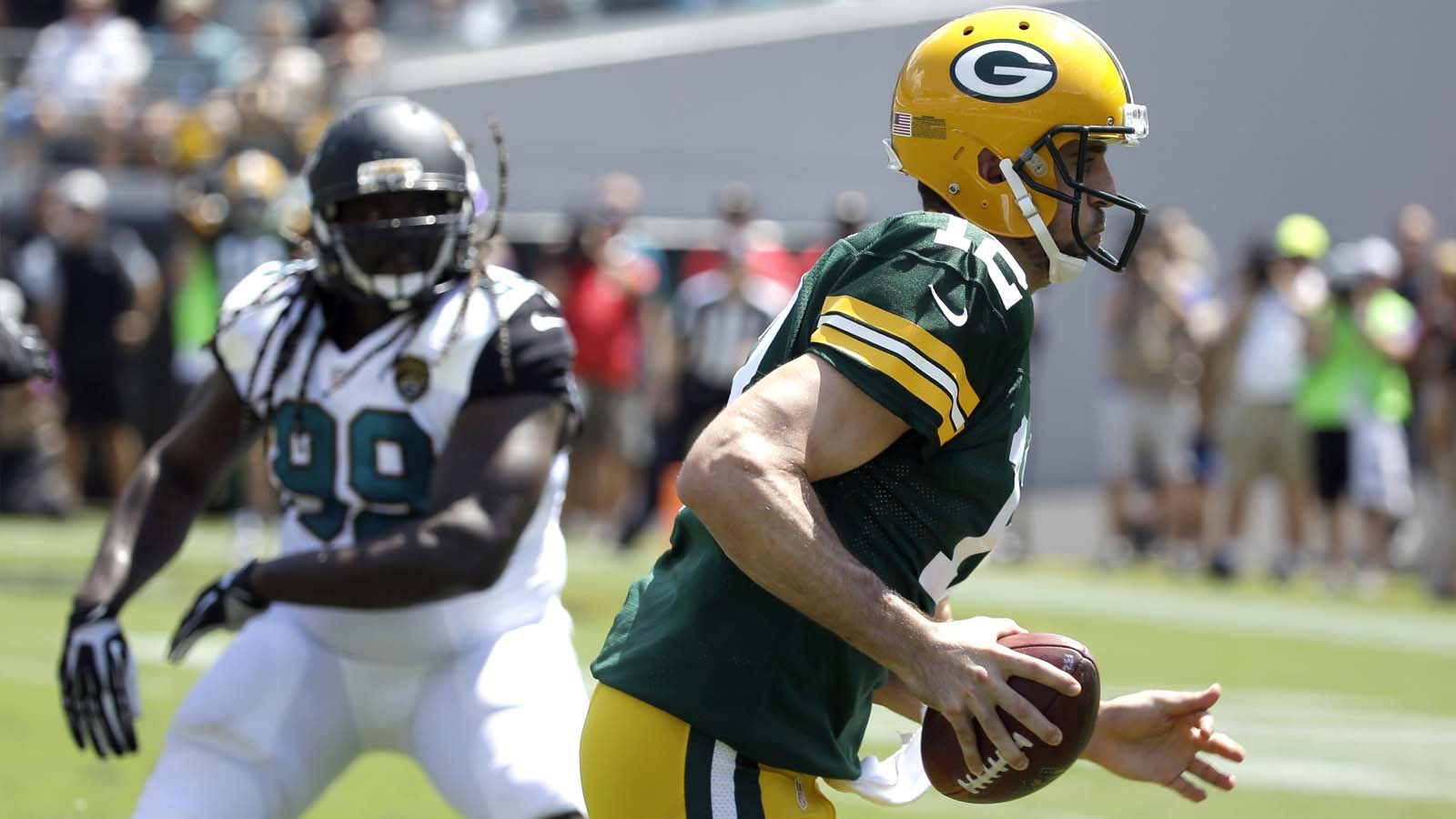 Upon Further Review: Packers at Jaguars