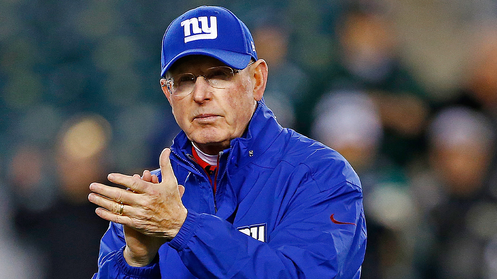 Tom Coughlin still works out at the Giants' facility, and they're fine with it
