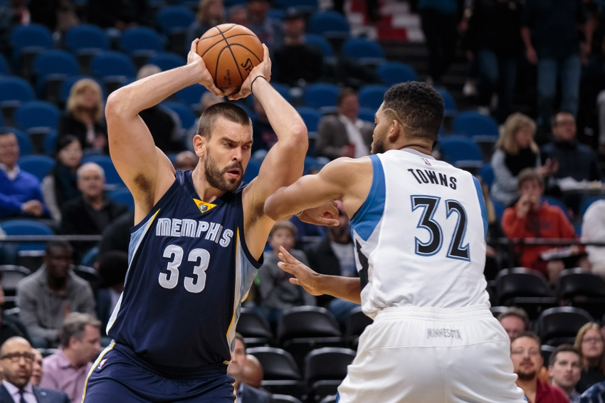 Preview: Wolves at Grizzlies