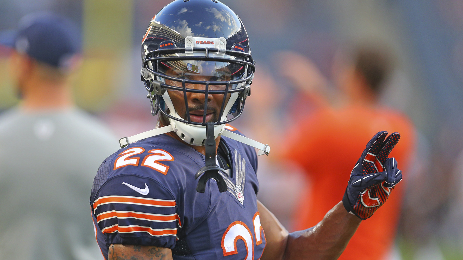 Fox: Knee injuries to Forte, Royal likely not season-ending
