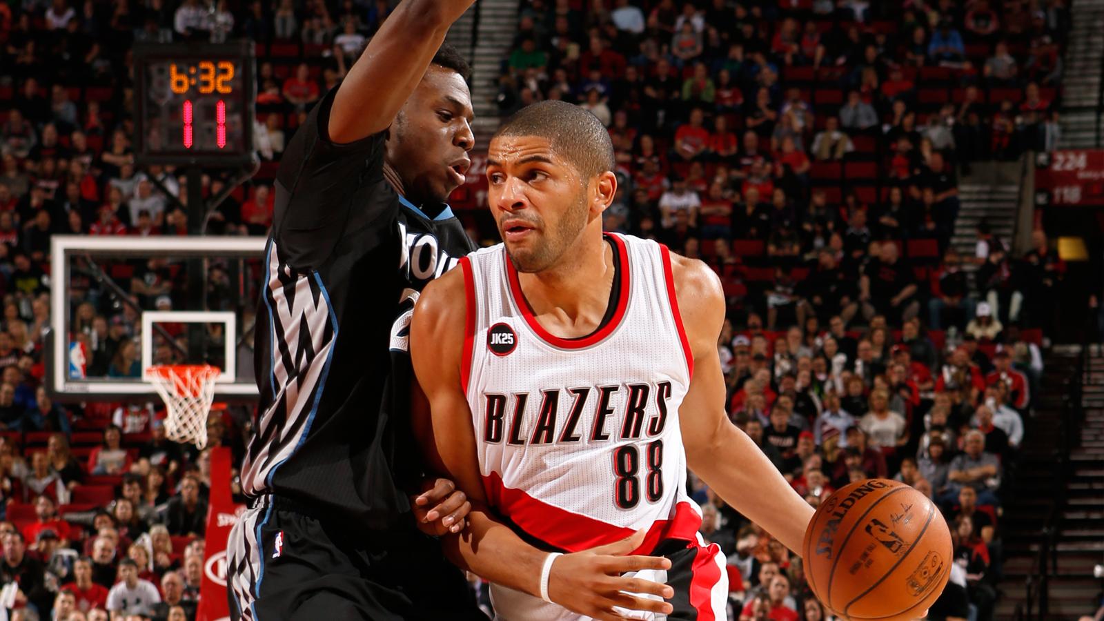Hornets trade Henderson, Vonleh to Trail Blazers for Batum