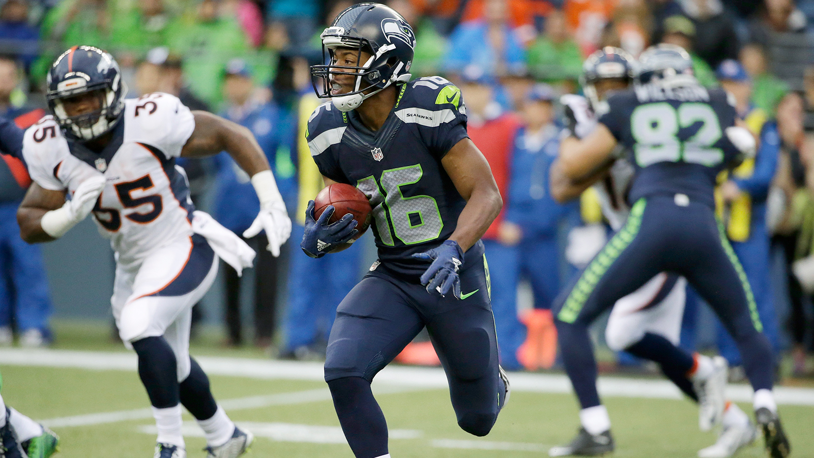 Teammates believe Tyler Lockett is poised to make big impact in 2015