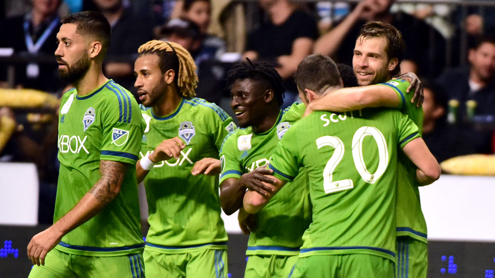 MLS Roundup: Sounders claim Cascadia Cup