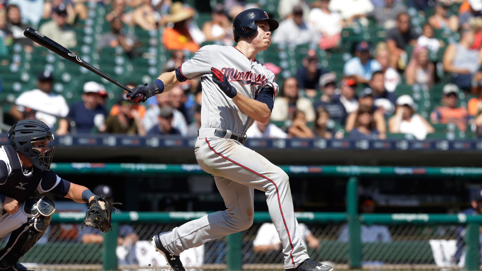 Kepler hits go-ahead homer in 9th as Twins win 4-1