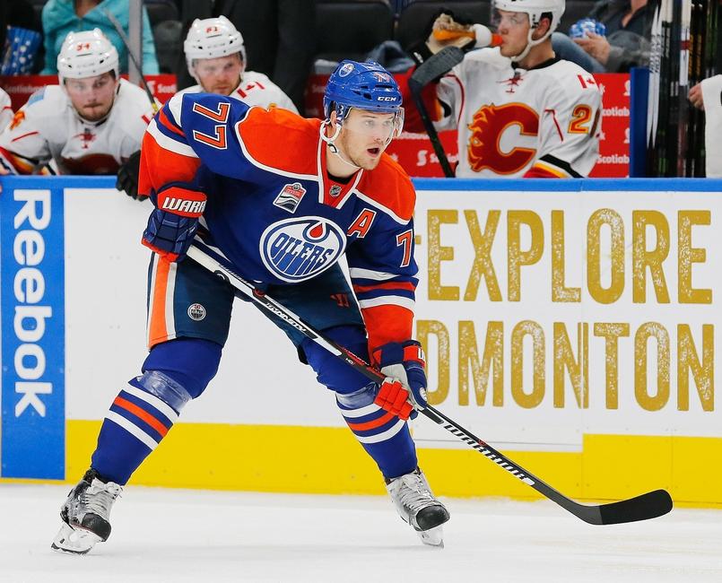 Edmonton Oilers: Oscar Klefbom Playing Shutdown Hockey